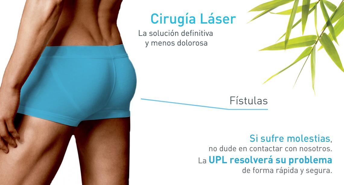 Operación de Fístulas en Sevilla con láser, Unidad Proctología Laser, Doctor Jesús Parejo-Merino
